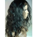 Indian remy - front lace wigs - body wave - in stock