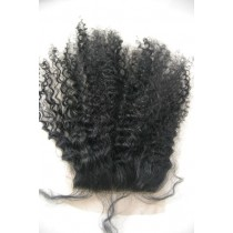 12 until 18 inch Indian remy - top/lace closures - afro kinky (kinky curl) - hair color 1 - available immediatly