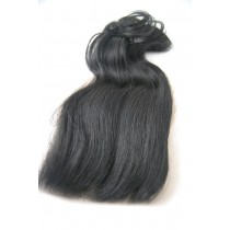 12 until 18 inch Indian remy - top/lace closures - wavy - hair color 1 - available immediatly