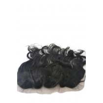 12 until 18 inch Indian remy - lace frontals - wavy - hair color 1 - available immediatly