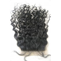 12 until 18 inch Indian remy - top/lace closures - curly - hair color 1 - available immediatly