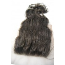 12 until 18 inch Indian remy - top/lace closures - wavy - hair color 2 - available immediatly