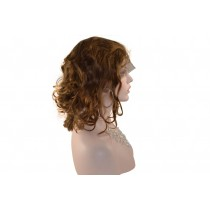 Indian remy - front lace wigs - body curl - in stock