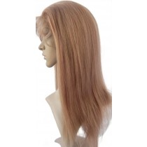 Silky straight - full lace wigs - custom made