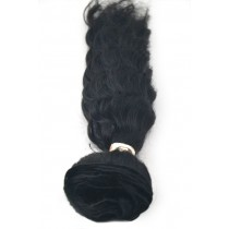 12 until 24 inch - Brazilian hair - wavy - hair color 1 - available immediatly