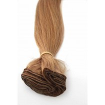 16 & 24 inch - Brazilian hair - straight - hair color 27 - available immediatly