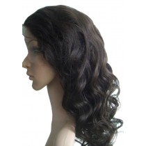 Body curl - front lace wigs - custom made