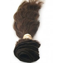 12 until 24 inch - Brazilian hair - wavy - hair color 3 - available immediatly