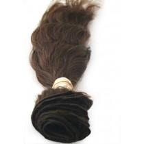 12 until 24 inch - Brazilian hair - wavy - hair color 3 - available immediatly