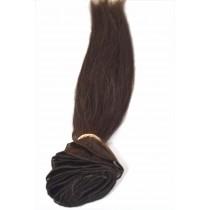 12 t/m 24 inch - Braziliaans haar - straight - haarkleur 3 - direct leverbaar