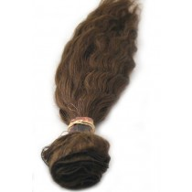 16 & 24 inch - Brazilian hair - wavy - hair color 4 - available immediatly