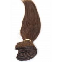 16 & 24 inch - Braziliaans haar - straight - haarkleur 4 - direct leverbaar