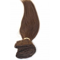 16 & 24 inch - Brazilian hair - straight - hair color 4 - available immediatly