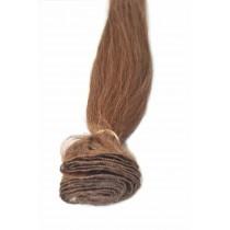 16 & 24 inch - Brazilian hair - straight - hair color 6 - available immediatly