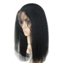 Indian remy - full lace wigs - kinky straight - in stock
