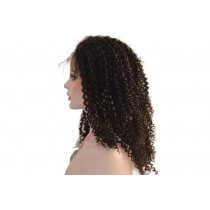 Indian remy - full lace wigs - jerry curl - in stock