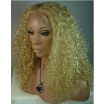Afro kinky (Kinky curl) - full lace wigs - custom made