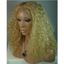 Afro kinky (Kinky curl) - full lace wigs - maatwerk