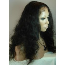Body wave - front lace wigs - custom made