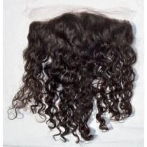 Curly - lace frontals - maatwerk