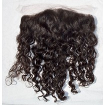 Curly - lace frontals - custom made