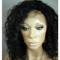 Curly - full lace wigs - custom made