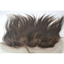 12 until 18 inch Indian remy - lace frontals - straight - hair color 3 - available immediatly