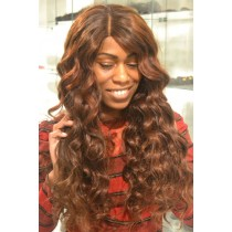 Handmade wig 2 - straight - exclusive - custom made