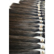 10 until 24 inch - Peruvian hair - straight - natural color - available immediatly