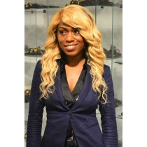 Handmade wig 10 - straight - exclusive - custom made