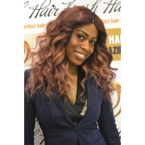 Handmade wig 9 - straight - exclusive - custom made