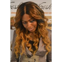 Handmade wig 5 - straight - exclusive - custom made