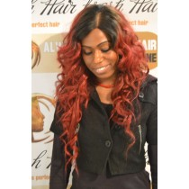 Handmade wig 12 - straight - exclusive - custom made