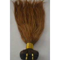10 until 24 inch - Peruvian hair - straight - hair color gold blond - exclusive - in stock