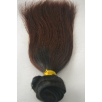 10 until 24 inch - Brazilian hair - straight - hair color chestnut brown - exclusive - in stock