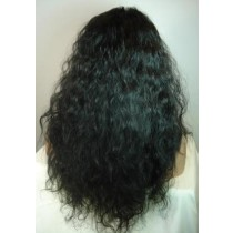 Loose curl - full lace wigs - custom made