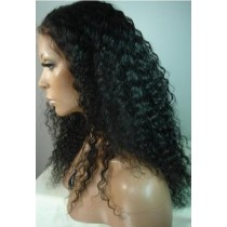 Water wave - front lace wigs - custom made