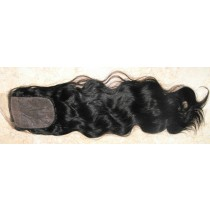 Wavy - top/lace closures - custom made