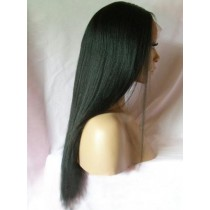 Yaki straight - full lace wigs - custom made