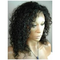 Indian remy - full lace wigs - curly - in stock