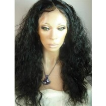 Indian remy - full lace wigs - loose curl - in stock